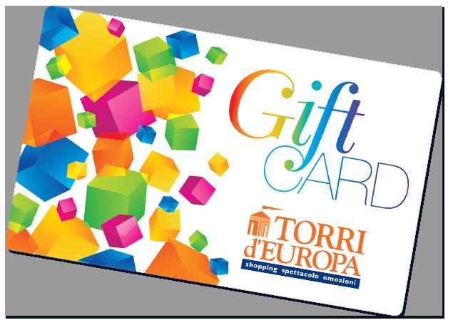 gift card torri d'europa