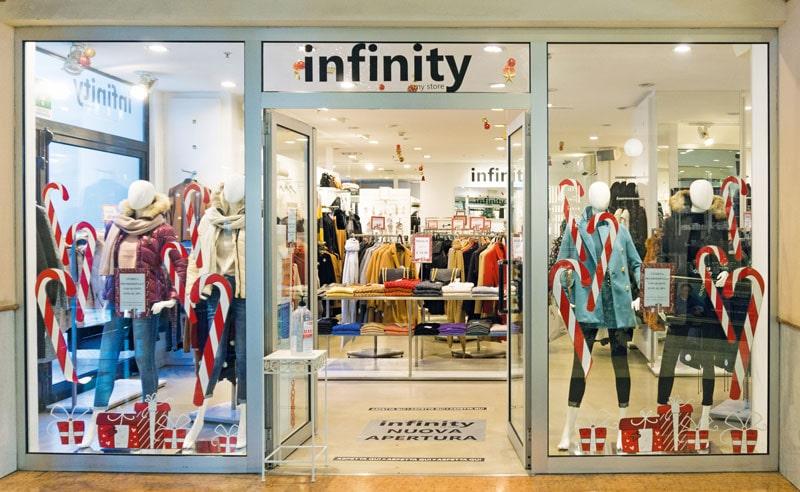 infinity web